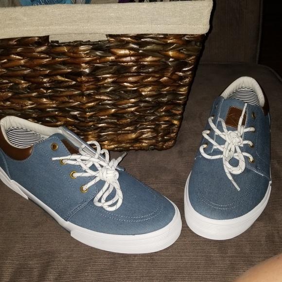 b9399b238a051 Men s size 10.5 St.John Bay boat shoes. M 5b4fddfbe944bad3a91baa82